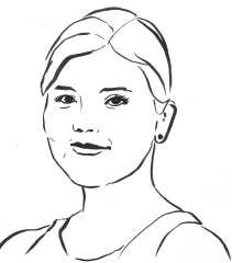 Sophie - 27 ans - Commerçante